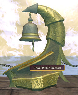 Mariners Bell Freeport