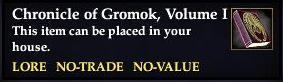 File:Chronicle of Gromok, Volume I.jpg