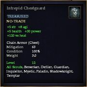 Intrepid Chestguard