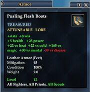 Pusling Flesh Boots