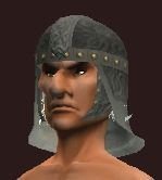 Grey Helm of the Far Seas Traders (Equipped)