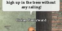 Golan Panicward