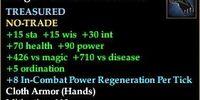 Nurgan Foe-blaster's Gloves