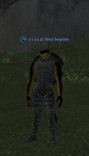 A Gra'al Shul hoplite