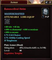 Runescribed Helm