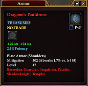 Dragoon's Pauldrons
