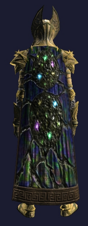 Cloak of the Dreadpriest (visible)