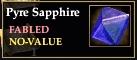 Pyre Sapphire