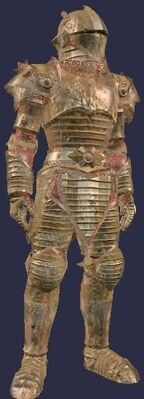Celestial Watch Ceremonial Officer (Armor Set) (Visible, Male)