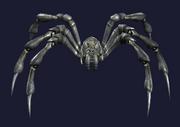 Deactivated Clockwork Arachnid (Visible)