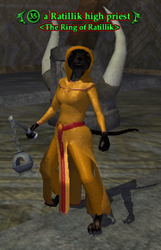A Ratillik high priest