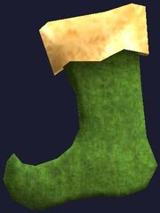 Gigglegibber Frostfell stocking (Visible)