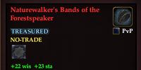Naturewalker's Bands of the Forestspeaker