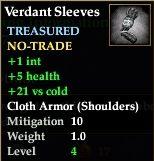Verdant Sleeves