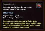 Burynai Brain