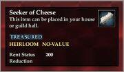 Seeker of Cheese
