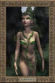 Empress Anassa of the Oakmyst (Visible)