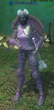 A Thexian archon