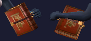 Codex of Ancient Arms (Equipped)