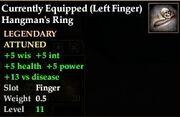 Hangman's Ring