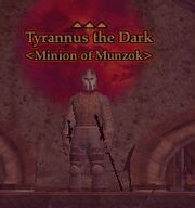 Tyrannus the Dark