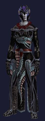 Sepulchral Judgement (Armor Set)