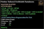 Tailored Swiftcloth Pantaloons