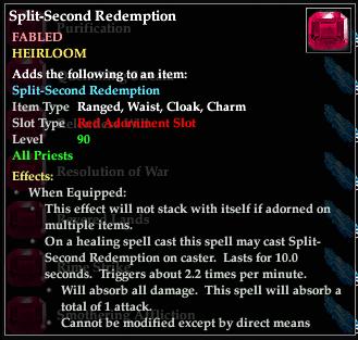 Split-Second Redemption
