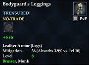 Bodyguard's Leggings