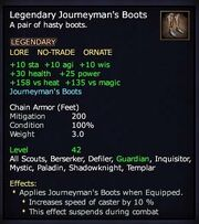 Legendary Journeyman's Boots (chain)