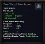 Dwarf-Forged Shoulderpads