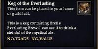 Keg of the Everlasting