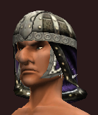 Leafblighters Helm of the Combine (Equipped)
