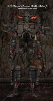 Dartain's Personal Shield-Eidolon