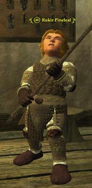 Rukir Pineleaf (Named)