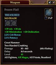 Frozen Flail