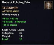 Robe of Echoing Pain