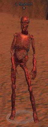 Fleshrot