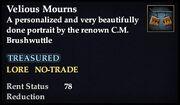Velious Mourns