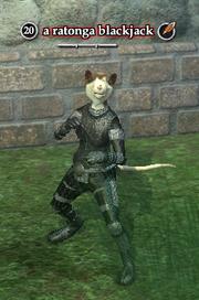 A ratonga blackjack