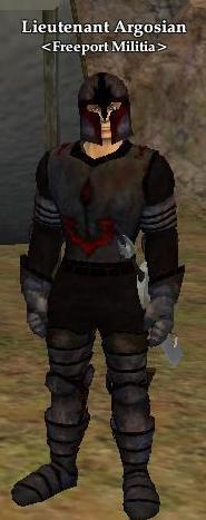 Lieutenant Argosian