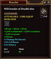 Will-bender of Drudhi-kha