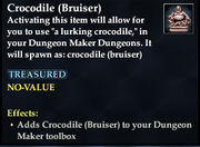 Crocodile (Bruiser)