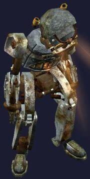 Replica- Meldrath the Iron Lich (Visible)