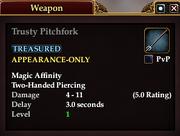 Trusty Pitchfork