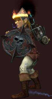 Raider's Crimson Buckler