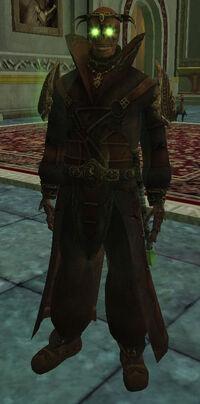 Grim Sorcerer VI (Master)
