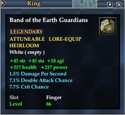 Band of the Earth Guardians