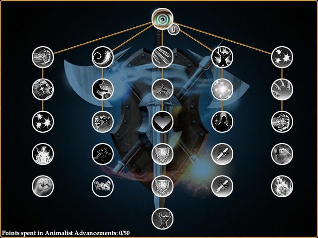 Animalist AA Tree
