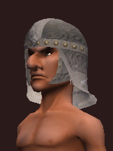Witchdoctor's Dark Awakening Coif of Commanding (Equipped)